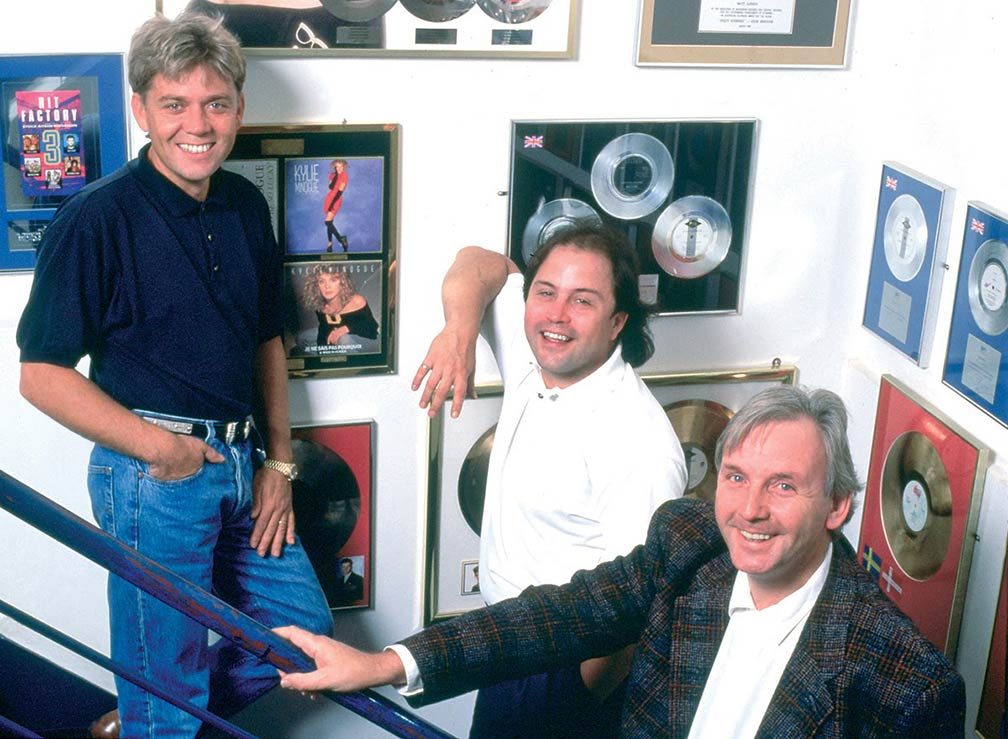 Stock Aitken and Waterman